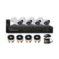CP- 4004 – CCTV 4 CH KIT