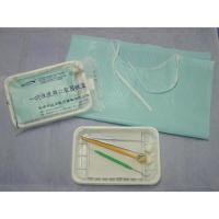 Disposable oral appliance box