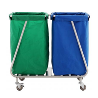 Waste trolley mdc-hw1305
