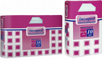 Incoped Underpads