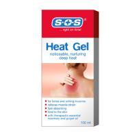 Heat gel
