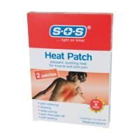 Heat patch