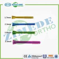 Special herbert screw system
