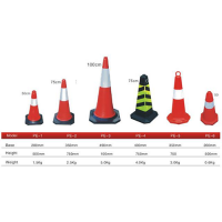 Plastic PE Traffic Cone