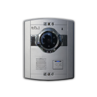 Villa Video Door Phone HD CMOS Camera Wired Plastic Outdoor Unit With Night Vision P3