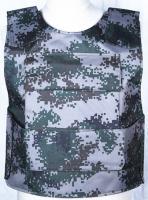 Armed Police Camouflage Vest