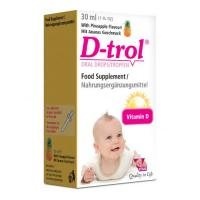 D –trol oral drops