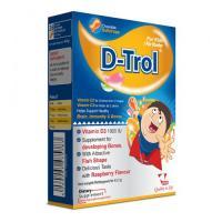 D-Trol Chewable Softdrops