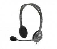 Logitech Stereo Headset H111 Part No: 981-000593