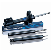 KYB SHOCK ABSORBER TO HI ACE R RH LH