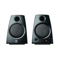 Logitech Speakers Z130  Rich stereo sound  Part No: 980-000419