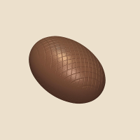 Striped Egg (16673)