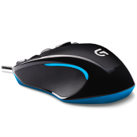 Logitech G300s Optical Gaming Mouse  Power and control in perfect symmetry  Part No: 910-004346