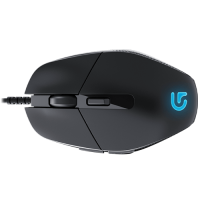 Logitech G302 Daedalus Prime Gaming Mouse  Part No: 910-004208