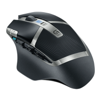 Logitech G602 Wireless Gaming Mouse  250 hours of non-stop gaming. Your move  Part No: 910-003823