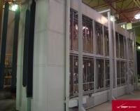 POWDER COATING CURING OVENS / INFRARED TYPE CURING OVENS