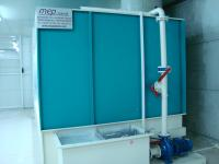 LIQUID PAINTING BOOTHS / WATER CURTAIN LIQUID PAINTING BOOTHS