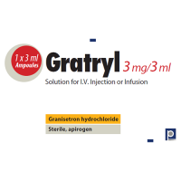 GRATRYL 3 MG/3 ML SOLUTION FOR I.V. INJECTION OR INFUSION (1 AMPOULE)