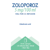 ZOLOPOROZ 5 MG/100 ML SOLUTION FOR I.V. INFUSION