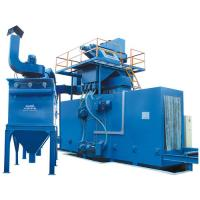 H steel shot blasting machine