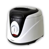 TOUCHMATE Deep Fryer - 1200W, 2 Litre, Adjustable Thermostat Control, White (TM-DF200BW)