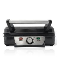 TOUCHMATE Contact Grill - 1800W, 6-in-1 Griller, 50% Energy Efficient, Black (TM-CG101S)_4