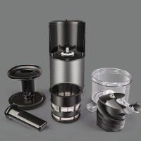 TOUCHMATE Stainless Steel Slow Juicer - 200W, 600ml Pulp Container & Juice Cup, Low Speed of 80RPM (TM-SJ103)_6
