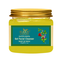 (satpushpa) gel facial cleanser