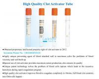 Clot Activator Tube