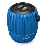 TOUCHMATE Mini Boom Bluetooth Rechargeable Speaker W/ Mic & Hands-free (TM-BTS250)