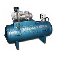 Zvs-1016-100h vacuum system