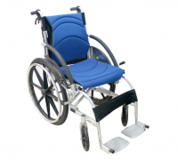 Aluminum wheelchair mag wheels model: mp1866labjqp