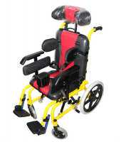 Wheelchair imc yellow model: mp1959l
