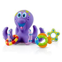 Nuby bathtime fun octopus hoopla 18m+