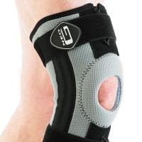 New OK Knee Support w/Silicone pad & Spiral stays