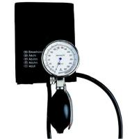 PRECISA sphygmomanometer, calibrated with velcro cuff