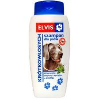 Elvis short hair dog shampoo