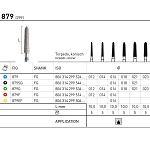 879 (299) Torpedo, Conical