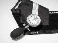 PRAKTICUS I AND II Traditional, plastic chromed aneroid sphygmomanometer