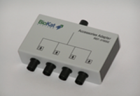 Adapter for accessories  Unipolar – both input and output
