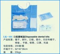 LK 101 Oral instrument box