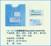 LK 102 Oral instrument box