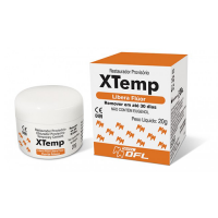 Xtemp temporary cement