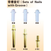 Sets of Nails with Grove