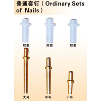 Ordinary Sets of Nails