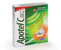 Apotel c-500 (paracetamol and ascorbic acid)