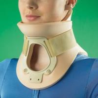 4096 COLLAR WITH TRACHEA OPENING