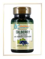 Bilberry 500mg