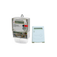 Single phase pre payment meter (em1100p)