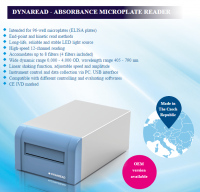 DYNAREAD - ABSORBANCE MICROPLATE READER